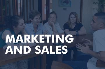 Marketing and Sales - ICON