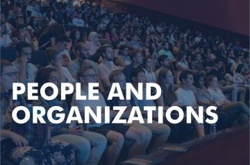 People and Organization ICON